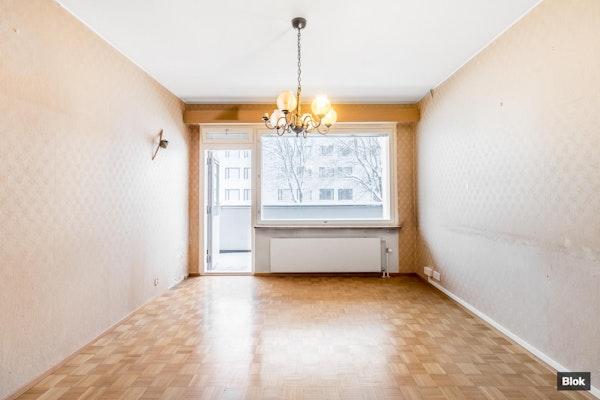 Hyväpohjainen kaksio Oulunkylässä - Siltavoudintie 11 E 39