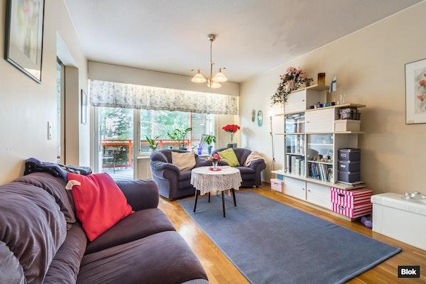 Lämminhenkinen asunto Hyvinkäällä - Hyvinkäänkatu 29 D 36