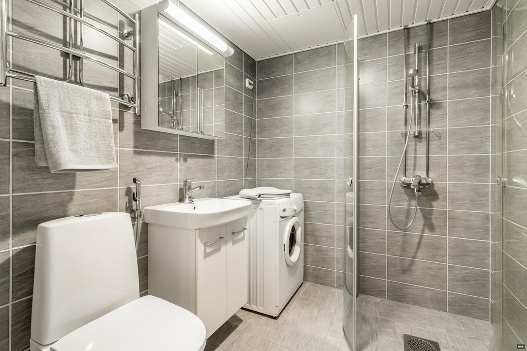 Kääpäkatu 7 A 14 Kylpyhuone