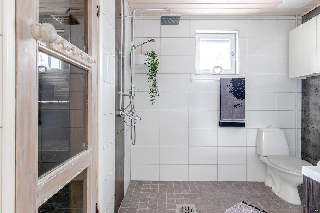 Eloniemenkatu 10 C 10 Kylpyhuone & Sauna