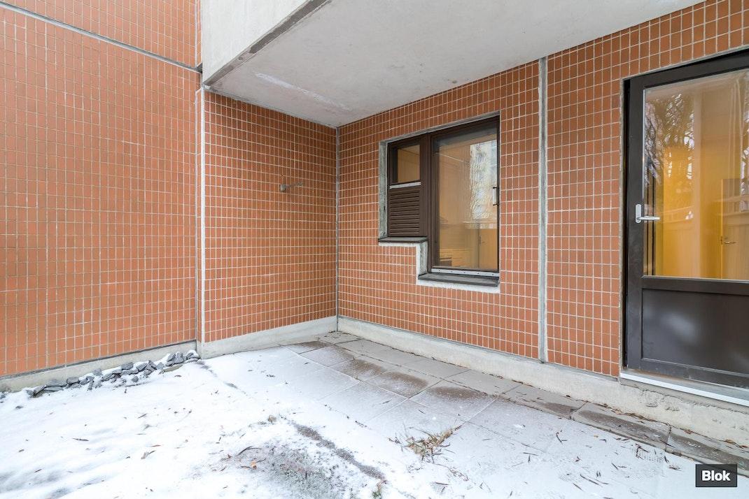 Orvokkikuja 2 B 17 Talo & Terassi & Taloyhtiöntila