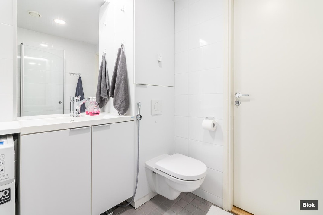 Pellaksenmäentie 15 A19 Kylpyhuone