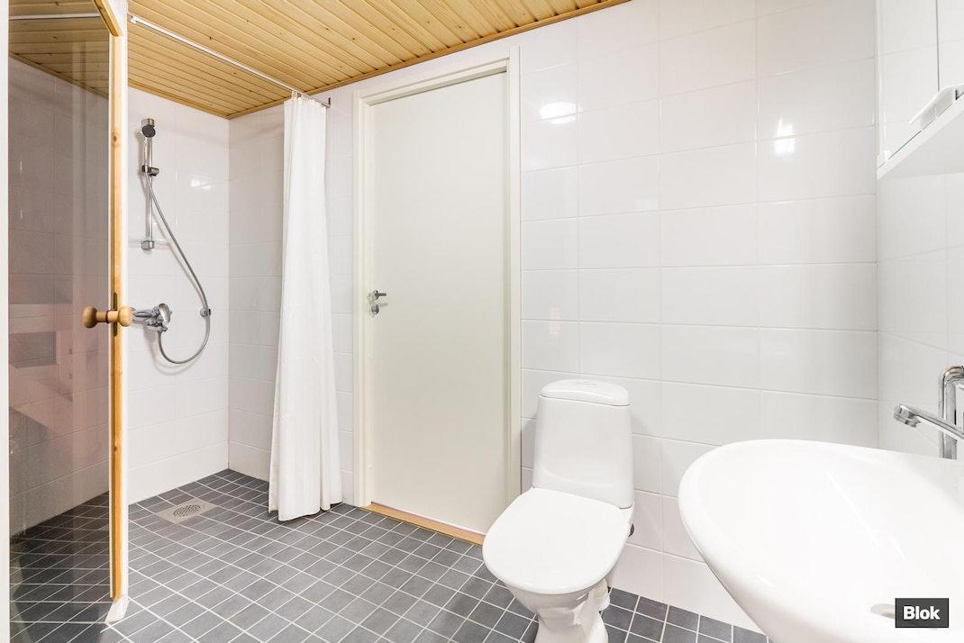 Harankatu 3 as. 3 Kylpyhuone & Sauna