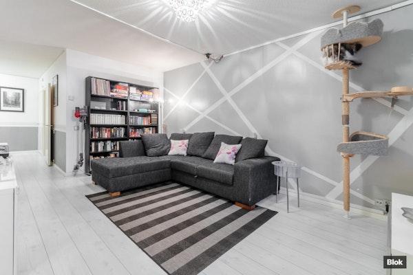 Kahden makuuhuoneen tyylikäs asunto - Vantaanmäki 3 B 48