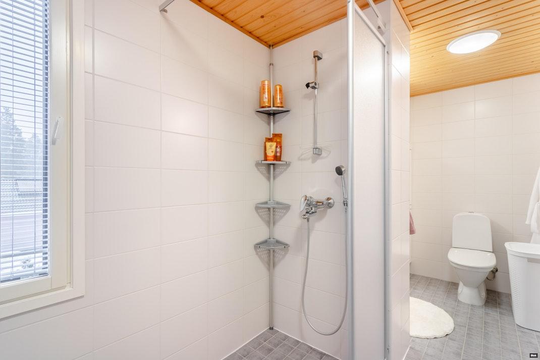 Eräkatu 2 A 1 Kylpyhuone & Sauna & Erillinen WC
