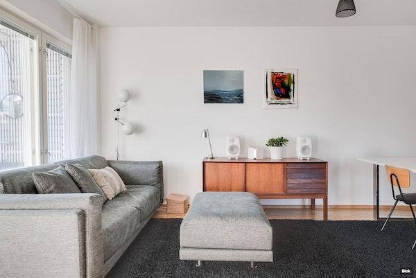 Kaunis asunto Helsingin Pohjois-Haagassa - Adolf Lindforsin tie 7  B 59