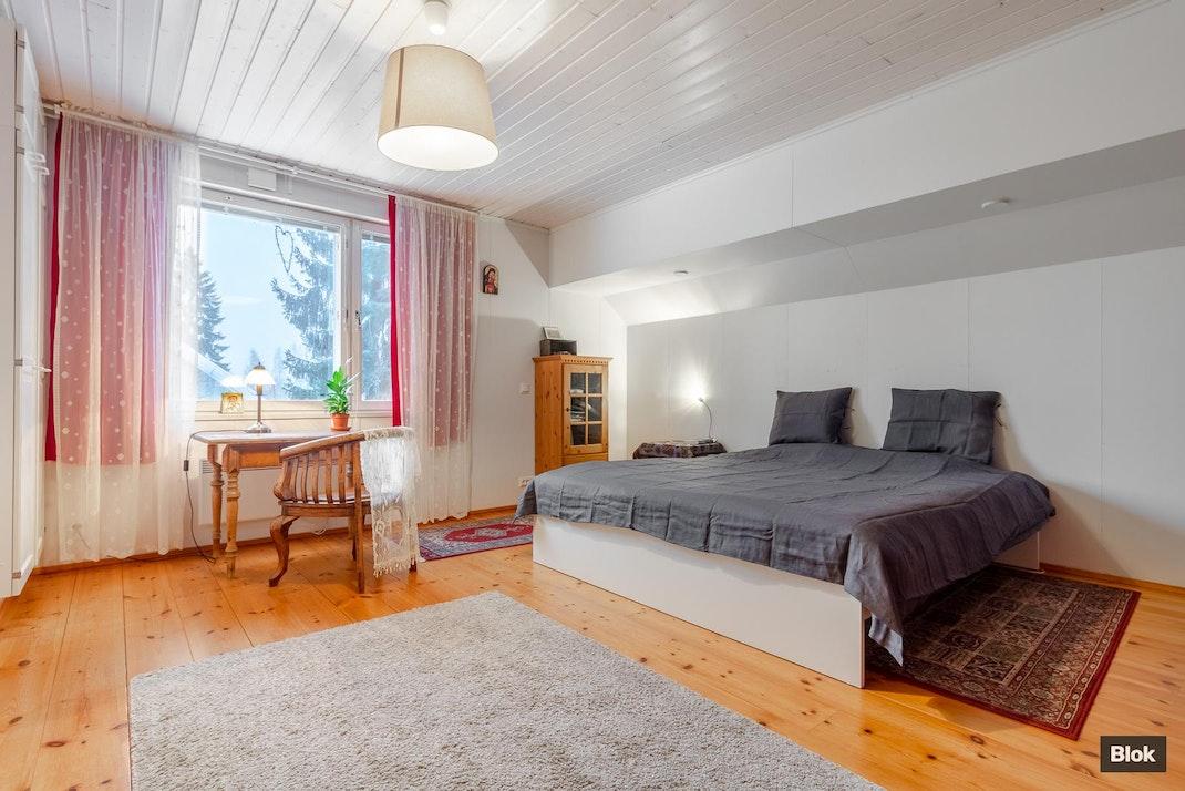 Tuohitie 7 C Makuuhuoneet & Yläkerta