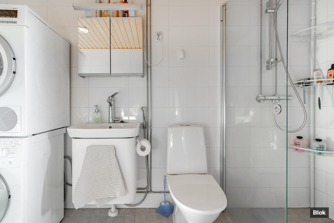Aapramintie 14 A 17 Kylpyhuone & Sauna