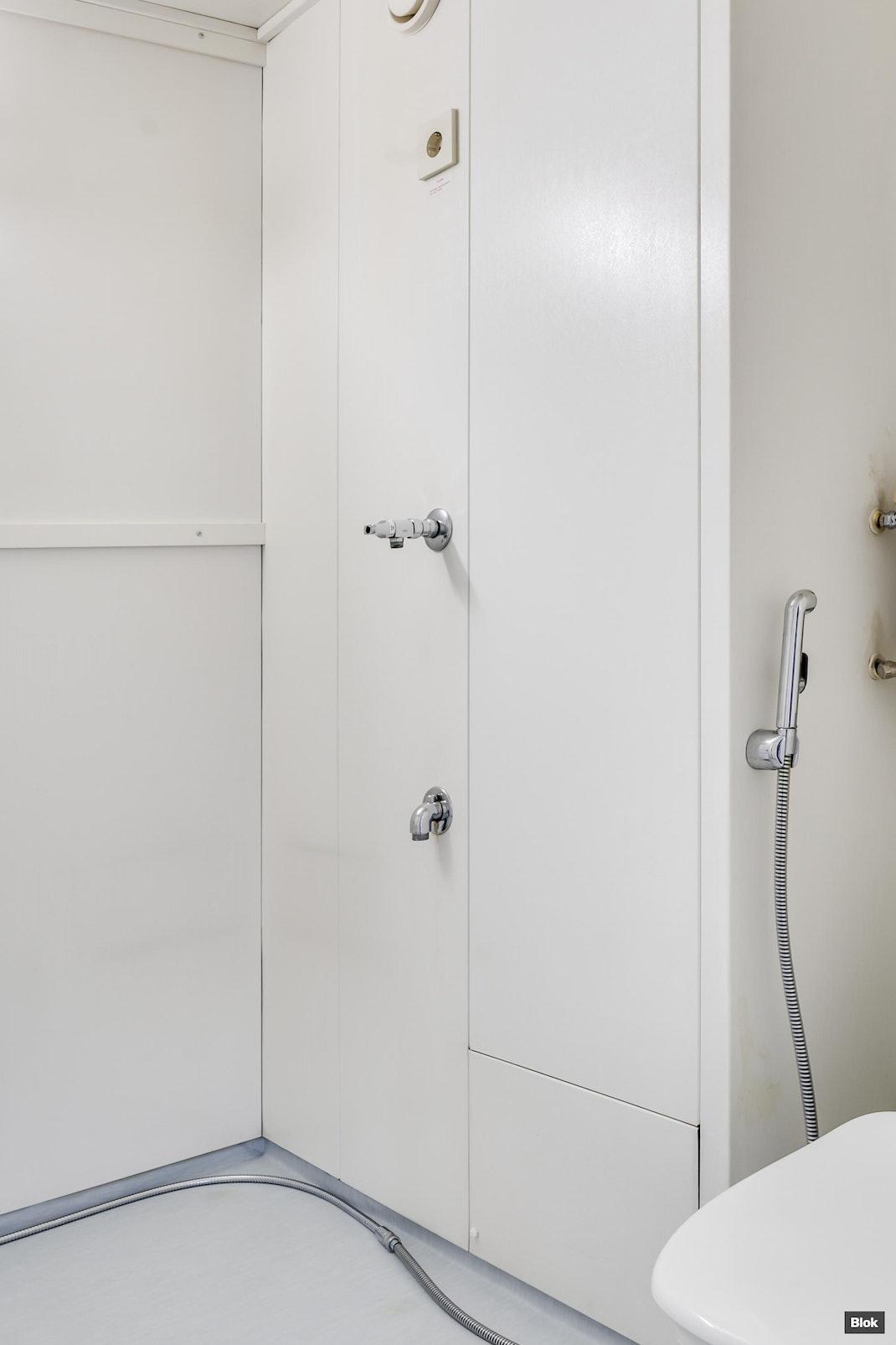 Mellunmäenraitio 2 C 30 Kylpyhuone