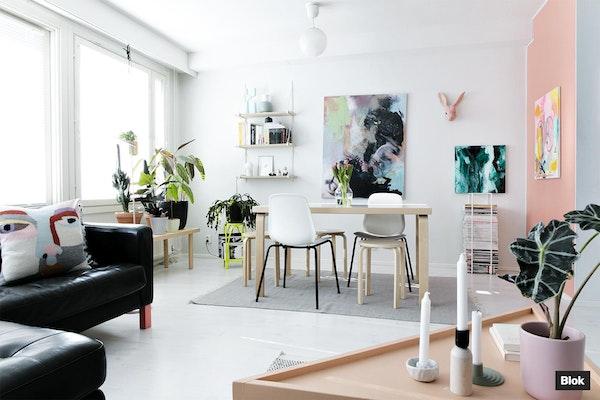 Kuvankaunis koti Järvenpään Kinnarista! - Ylänkötie 49-51 A 1