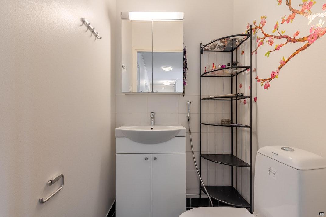 Heinämiehentie 7 D 14 Kylpyhuone & Sauna & Erillinen WC