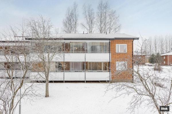 Valoisa ja muuttovalmis koti Jyväskylän Taulumäellä - Lahjaharjuntie 1 A 5 A 5