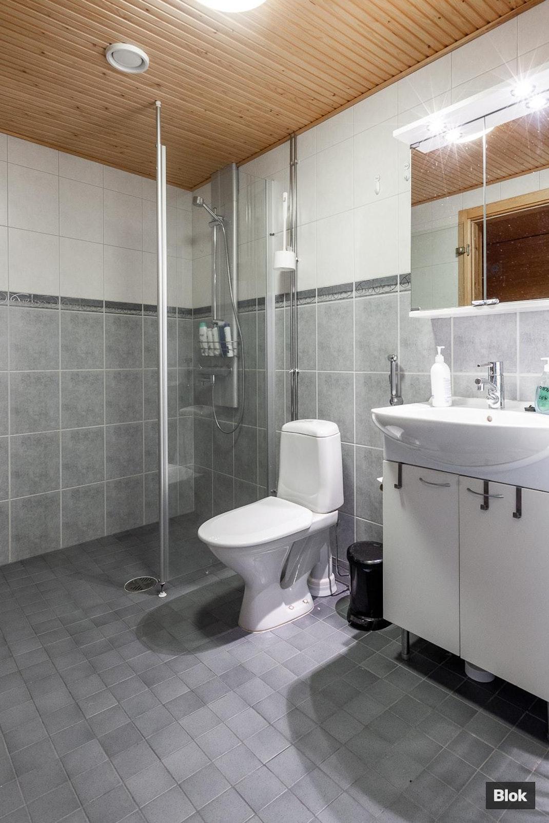 Kulovalkeantie 4 B 40 Kylpyhuone & Sauna