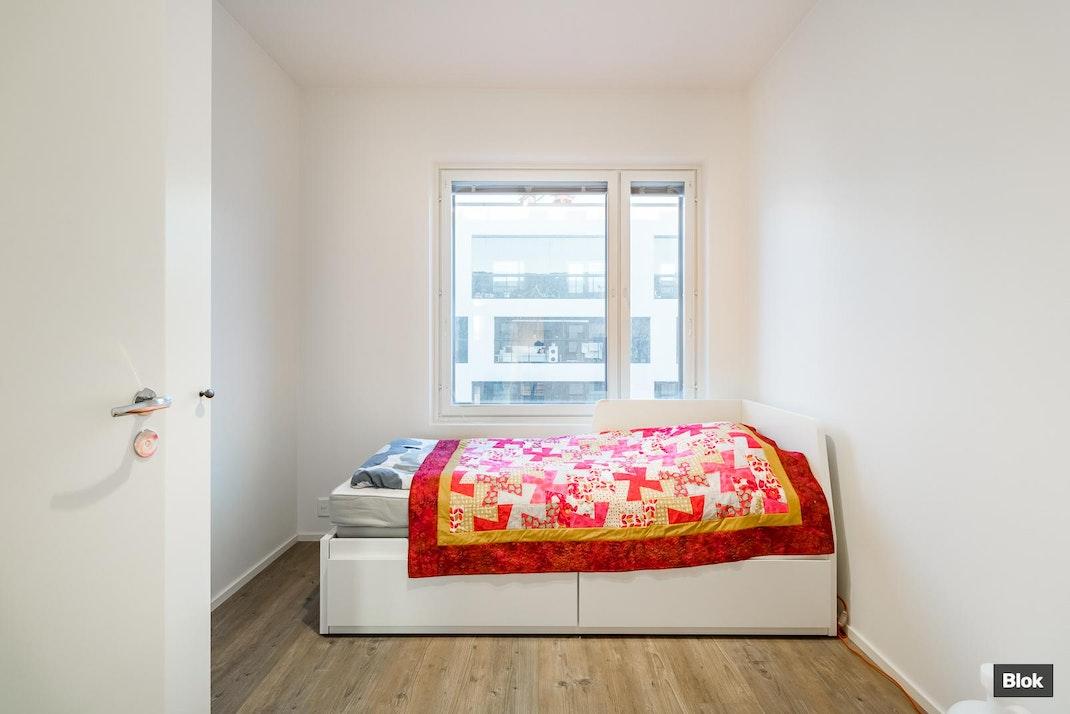 Gunillantie 18 Makuuhuoneet