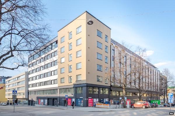 Uudenkarhea yksiö Lahden keskustassa - Hämeenkatu 12  E 29