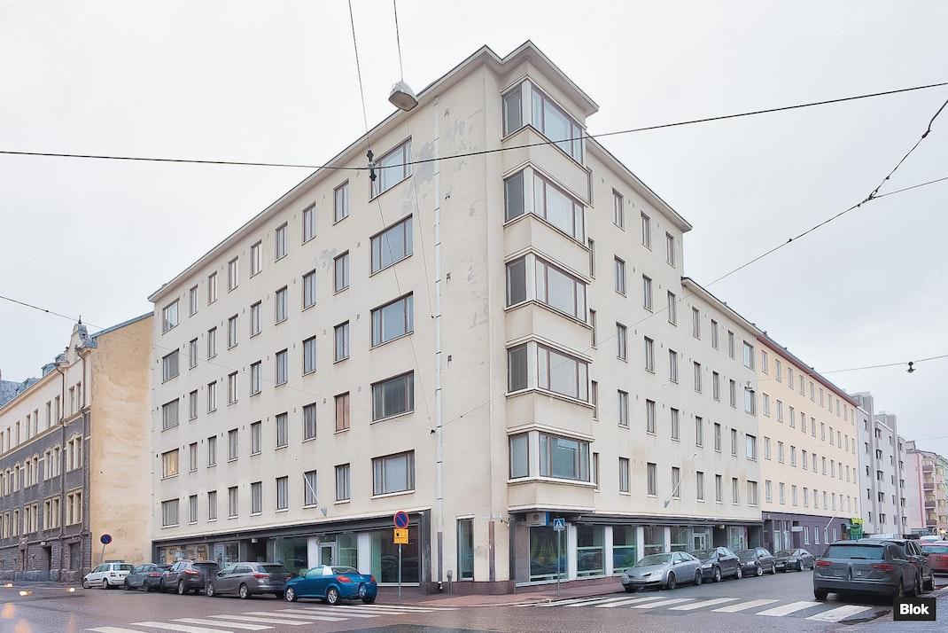 Blok ― Hietalahdenkatu 3 A 24, Kamppi Helsinki