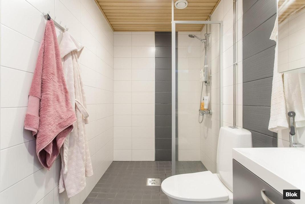Kankaankatu 13 A 4 Kylpyhuone