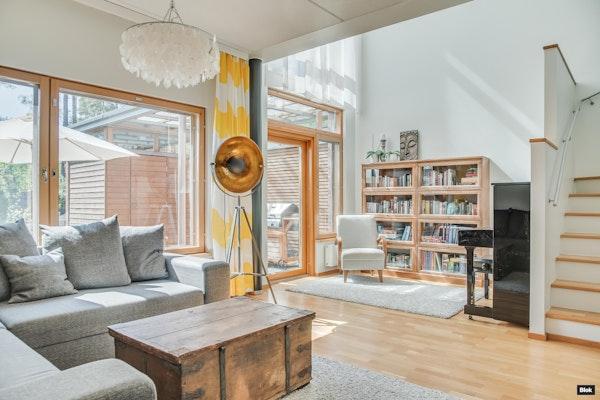 Näyttävä koti Espoosta - Riimukallio, 9 A 3