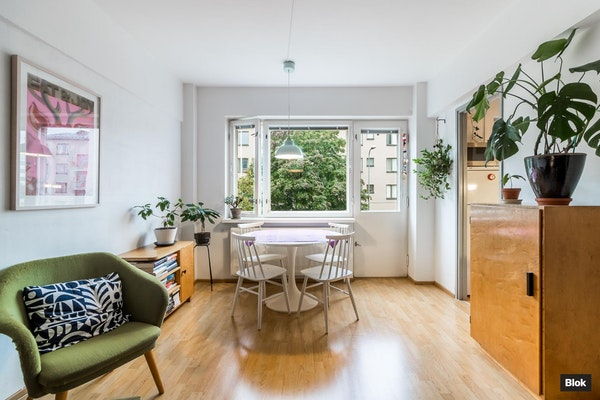 Persoonallinen koti Helsingistä - Orioninkatu 5-7  A 5