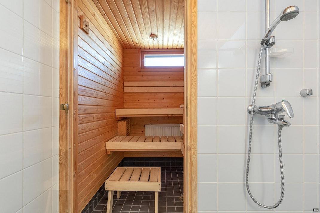 Harakkaranta 4 B 9 Kylpyhuone & Sauna