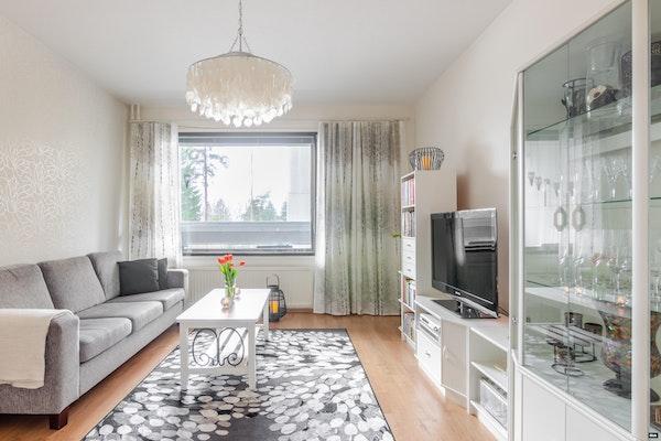 Siisti koti isommallekin perheelle - Kirstinmäki 17 C 47