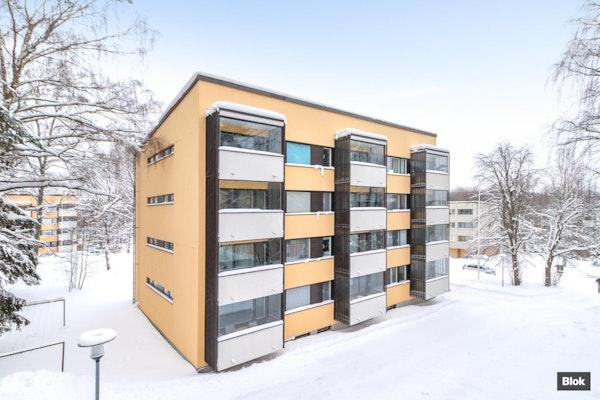 Putkiremontoitu kaksio Helsingin Konalassa - Riihipellontie 8 A 8 A8