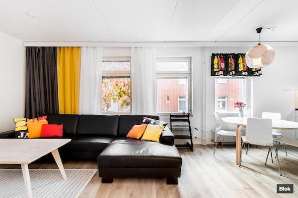 Tilava ja valoisa asunto Espoon Pohjois-Leppävaarassa - Leipurinkuja 1 D 37