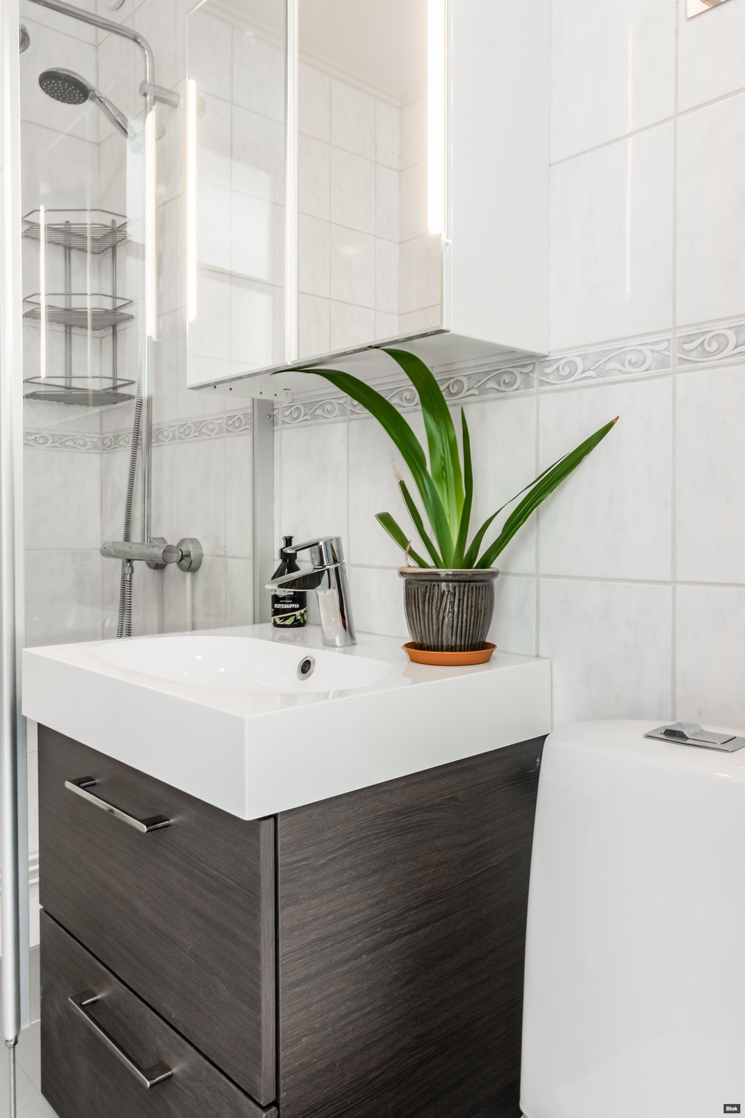 Isännänkatu 7 A 6 Kylpyhuone