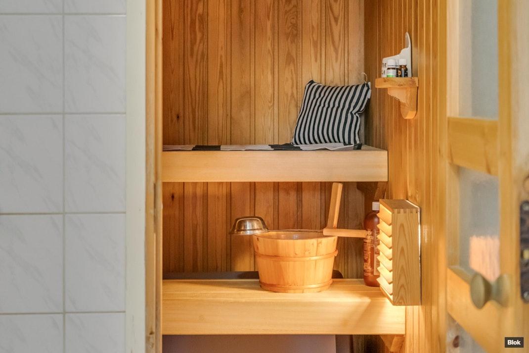 Siilitaival 4 A 11 Kylpyhuone & Sauna & Kodinhoitohuone & Erillinen WC