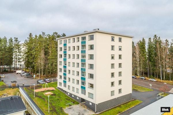 Kompakti kaksio Tampereen Peltolammin alueella - Peltolamminkatu 6 A 28