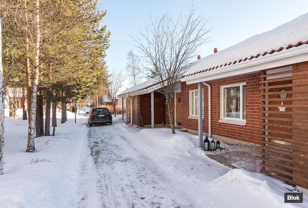 Pellonpääntie 3 B 9 Terassi & Piha & Talo