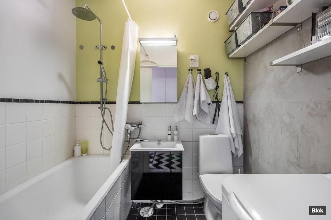 Luuvakuja 2 A 7 Kylpyhuone