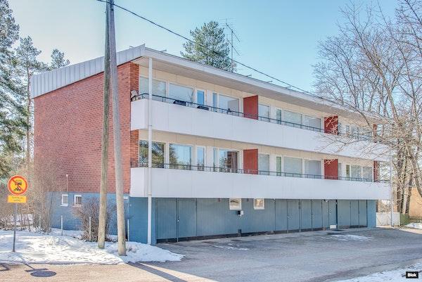 Kodikas asunto Hyvinkäällä - Hämeenkatu 81 A3
