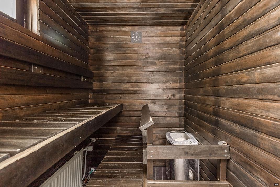 Kolmospesänkatu 4 A 1 Kylpyhuone & Sauna & Erillinen WC